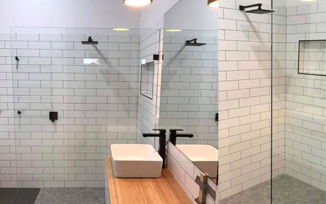 bathroom renovations Newport